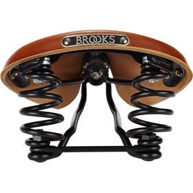 Brooks Flyer S Classic Selle en cuir de maïs Femme, honey